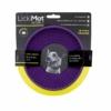LickiMat Wobble für Hunde mit Originalverpackung. Die Farbe des Wobble ist türkis.